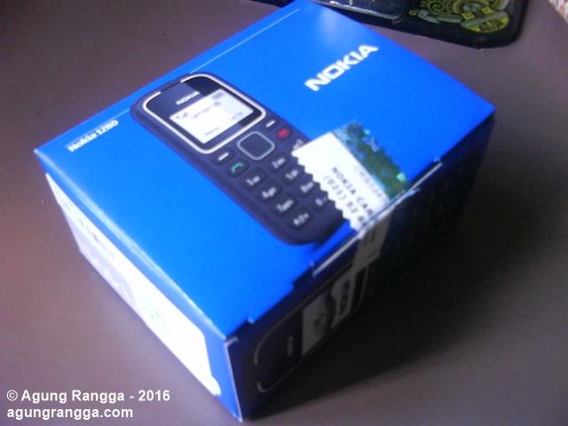 kemasan Nokia 1280