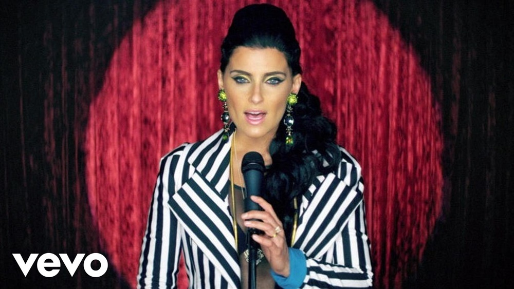nelly furtado spirit indestructible