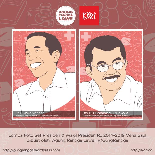 Indonesia Ramah - Jokowi & JK