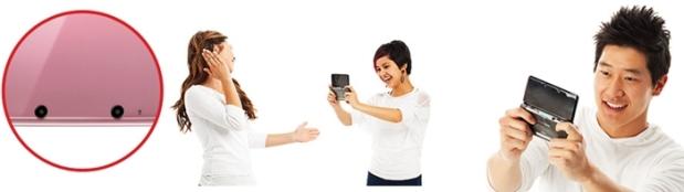 Kamera 3D dan Sensor Game (Motion & Gyro)