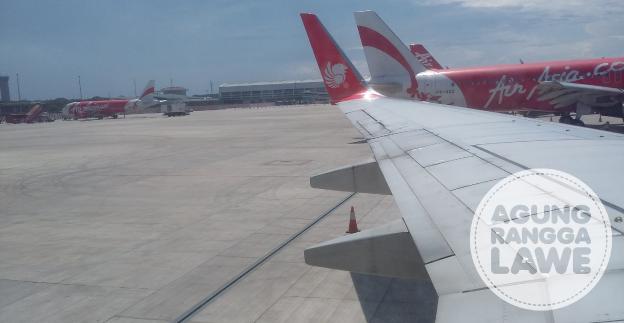 sayap pesawat!