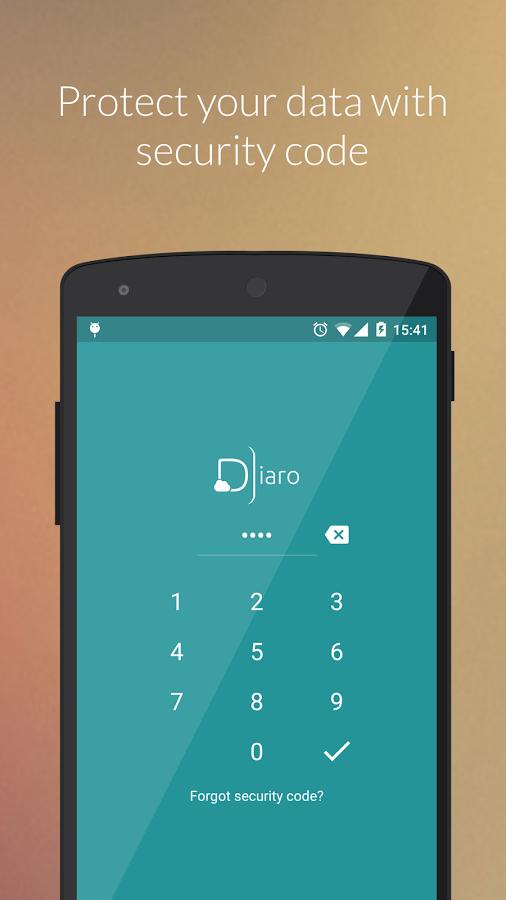 buat password untuk mengunci aplikasi