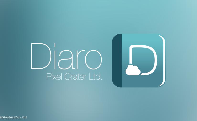 Diaro – Mencatat Jurnal Jadi LebihMudah