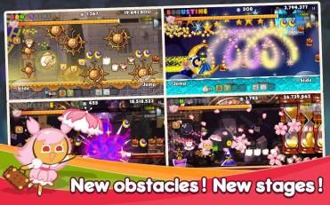 rintangan baru dalam stage baru!