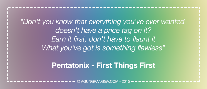 Pentatonix - First Things First