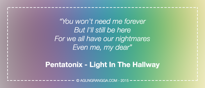 Pentatonix - Light In The Hallway
