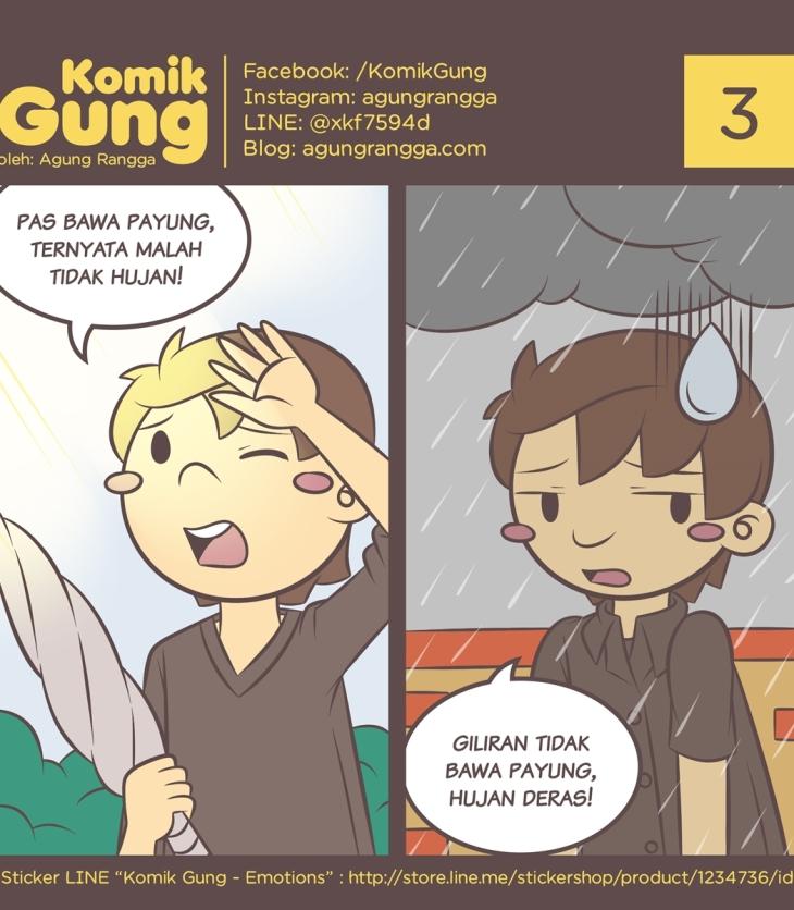 Komik Gung - 3