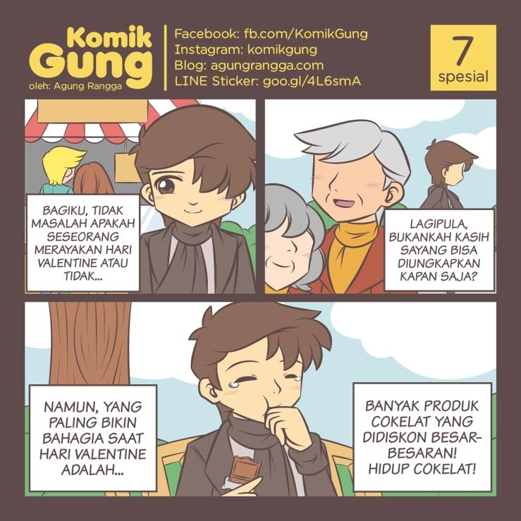 Komik Gung - 7 (Spesial)