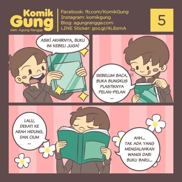 Komik Gung – 5