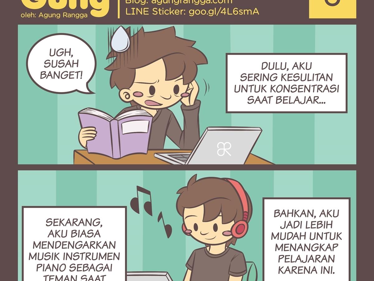 Komik Gung – 6