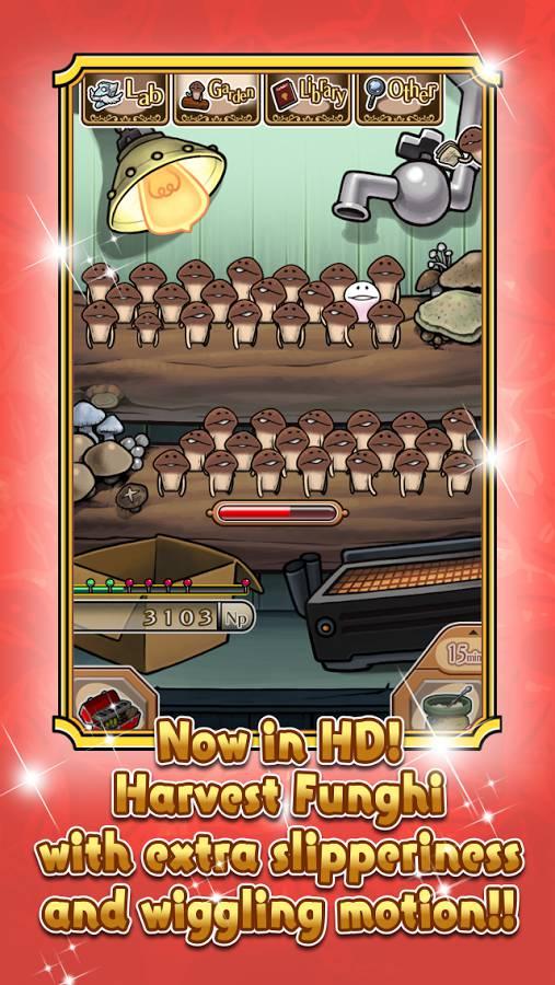 grafis kualitas HD - NEO Mushroom Garden