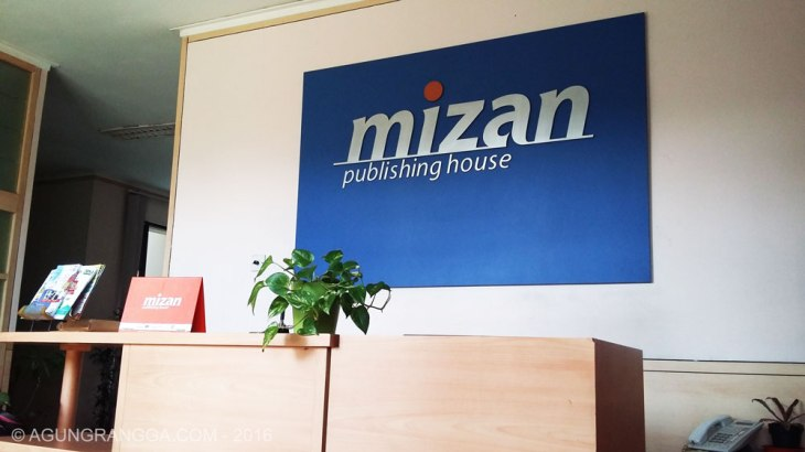 Kantor Mizan Publishing House