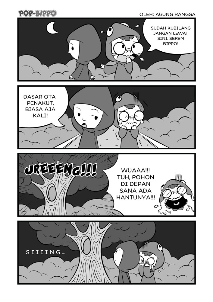 Komik Pop Bippo halaman 1