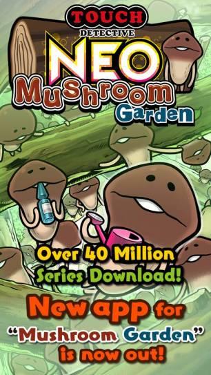 lebih dari 40 juta download - NEO Mushroom Garden