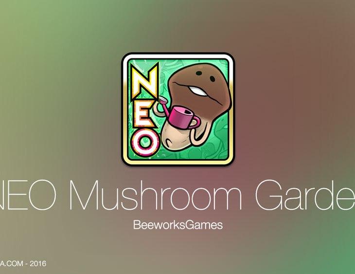 NEO Mushroom Garden