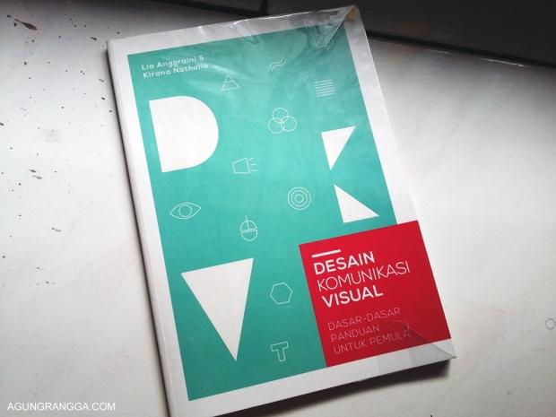 Buku Desain Komunikasi Visual Dasar-Dasar Panduan Untuk Pemula