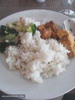 Makan siang saya