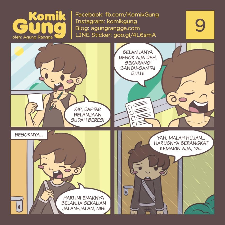 Komik Gung – 9