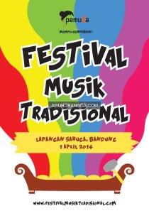 tugas poster acara musik