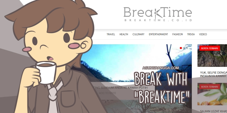 Break With Breaktime