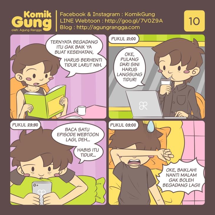 Komik Gung - 10