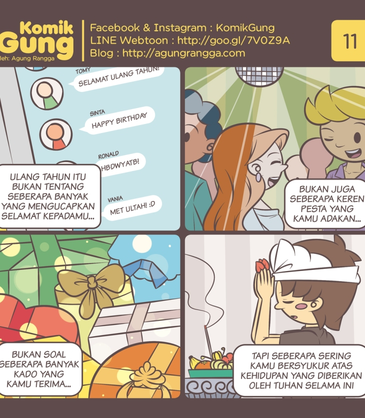 Komik Gung - 11