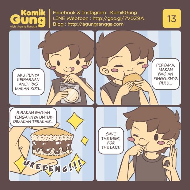 Komik Gung - 13