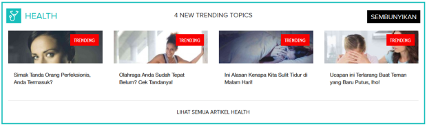 trending topic kesehatan