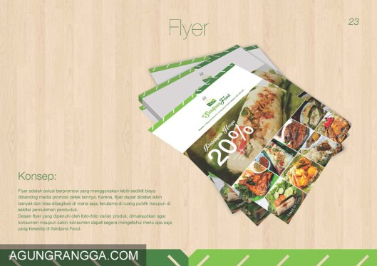 desain flyer