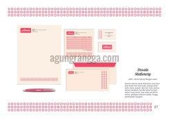 Desain Stationery UKM Tahu