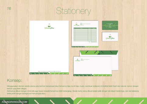 desain stationery