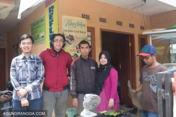 foto bersama owner ukm