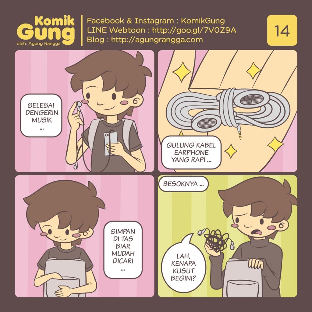 Komik Gung - 14