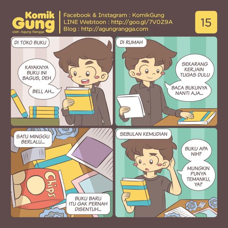 Komik Gung - 15