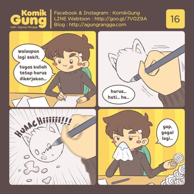 Komik Gung - 16