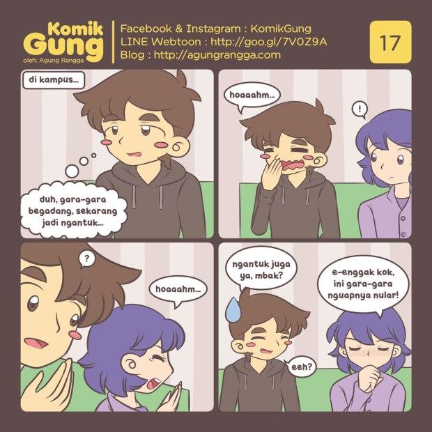 Komik Gung - 17
