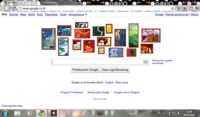 Google Search Hari Ini, Liburan!