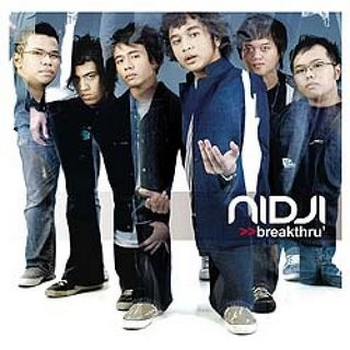 Nidji - Breakthru'