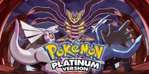 Pokemon Platinum - Giratina dan Distortion World