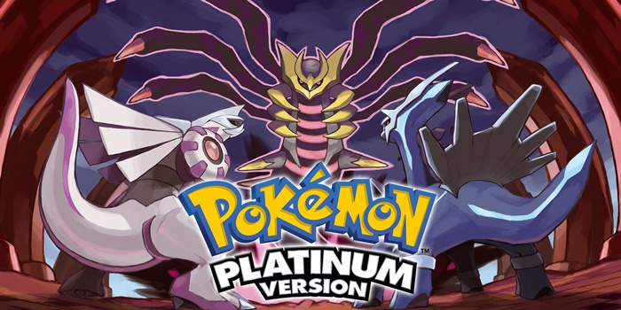 Pokemon Platinum - Giratina dan Distortion World