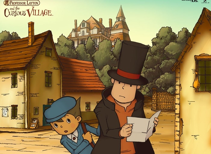 Professor Layton and the Curious Village | Petualangan di Desa Penuh Teka-Teki