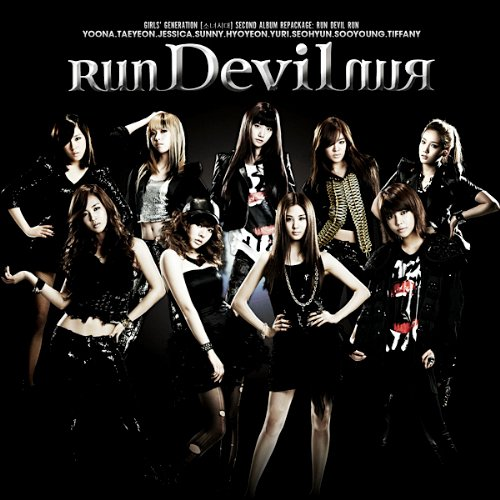 Girls' Generation - Run Devil Run