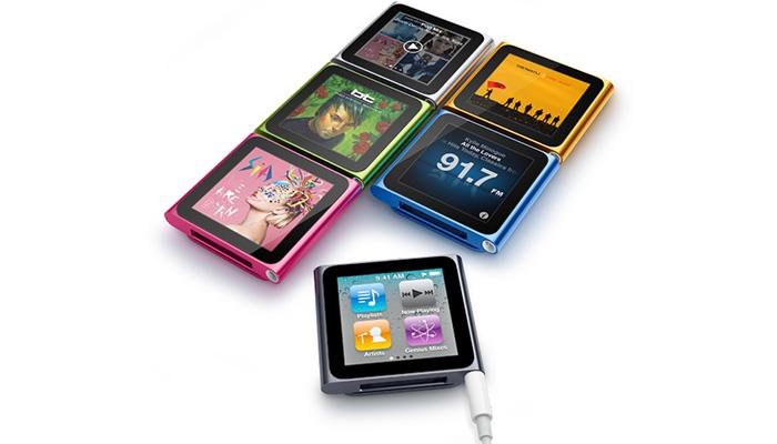 Huaaa… 'Ngiler' Sama iPod Nano Touch!!!