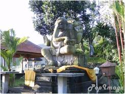patung dewa ganesha