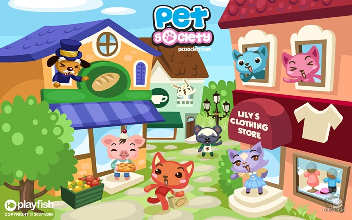 "Pet Society | Game Yang Bikin ""Addicted""!"