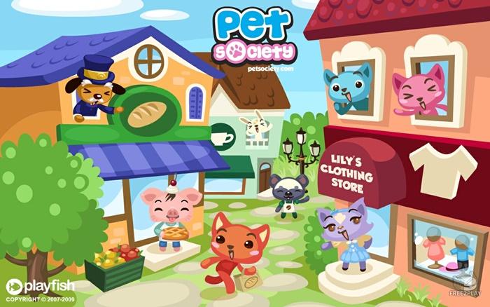 "Pet Society   Game Yang Bikin ""Addicted""!"