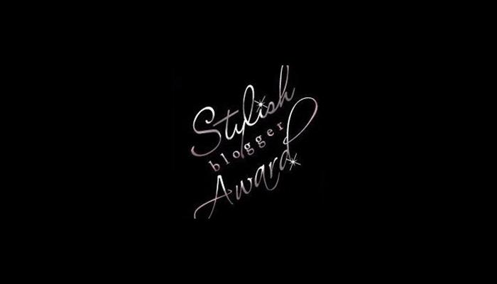 Stylish Blogger Award | penghargaan blog pertama buat PopNote