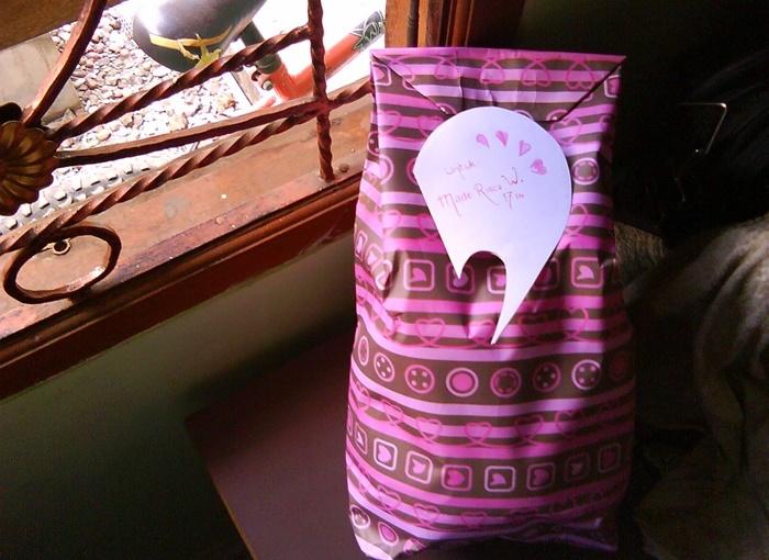 """A Present For Her"" | hadiah kecil untuk dia~ (partend)"