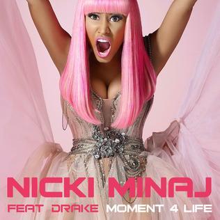 Nicky Minaj - Moment 4 Live (feat. Drake)