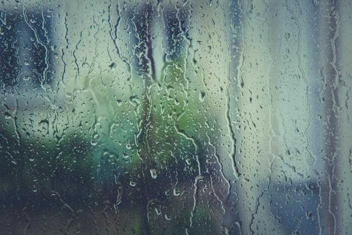 Gerimis Lalu Hujan